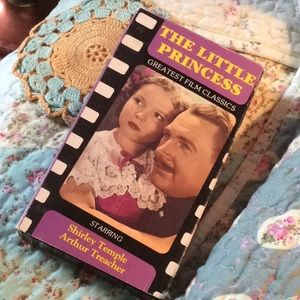 🎊FREE🎊ADD to Bundle Little Princess VHS Vintage